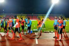 India Begin Asian Cup Preparation Against Kyrgyz Republic