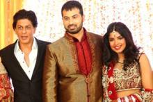 Shah Rukh Khan to Abhishek Bachchan: Bollywood attends Govind Namdeo's daughter Megha's wedding reception