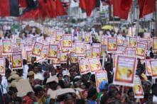 DMK Protest Against Citizenship Amendment Act in Tamil Nadu