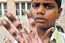 Maharashtra: 13-yr-old punished for dozing on duty