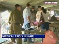 US help sorely lacking, say Haiti doctors