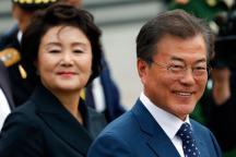 As Coronavirus Cases Surge, President Puts South Korea On Highest Level of Alert