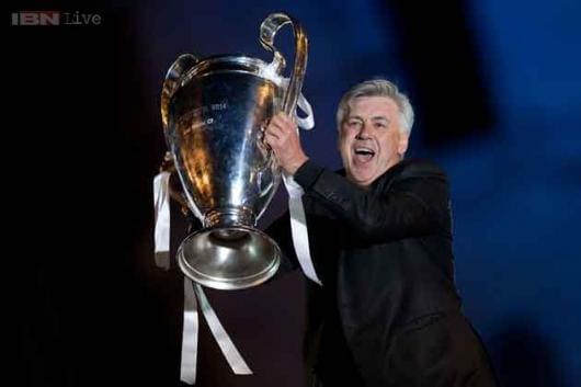 Ancelotti trumps Simeone to secure Real's 10th title