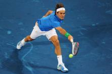 Federer struggles, Nadal cruises in Madrid opener