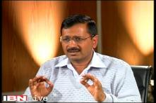 Kejriwal demands azadi from 'interferences' of Lt Governor, Centre