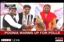 Rajasthan polls: Will Krishna Poonia be savior for Congress in Sadulpur?