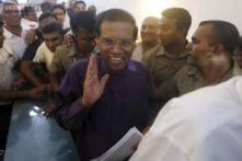 Maithripala Sirisena trounces Mahinda Rajapaksa, sworn in as Sri Lankan President