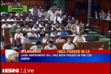 Lok Sabha passes Land Acquisition Bill with 11 amendments; Opposition walks out, Shiv Sena abstains from voting