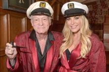 Playboy Founder Hugh Hefner's Trademark Black Pajamas to Hit Auction