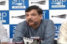 Late by Just a Minute, IndiGo Bars AAP Leader Sanjay Singh from Boarding Flight