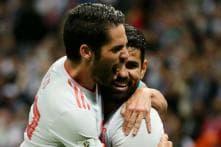 FIFA World Cup 2018: Costa Grabs Lucky Goal as Spain Beat Iran 1-0