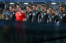 FIFA U-17 World Cup, Guinea vs Germany: Germany Win 3-1