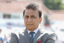 Sunil Gavaskar escapes car crash in England