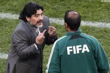 Maradona to quit as Argentina coach?