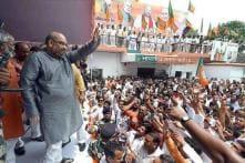 Maharashtra elections: Amit Shah promotes Pankaja Munde, calls her future OBC leader