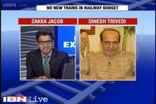 Indian Railways heading for a debt trap, says Dinesh Trivedi