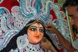 Navaratri 2019: India Decks Up For Durga Puja Celebrations