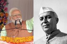 Lauding Yogi For Arrangements, Modi Says When Nehru Was PM, Thousands Were Killed in 1954 Kumbh Stampede