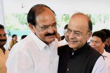 'Personal Loss to Me': Vice President Venkaiah Naidu Condoles Arun Jaitley's Demise
