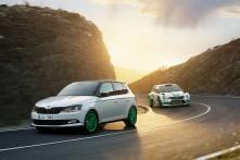 Skoda Celebrates Rally Titles With Limited Edition Skoda Fabia