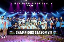 Pro Kabaddi 2019: Bengal Warriors Beat Dabang Delhi 39-34 to Lift Maiden Title
