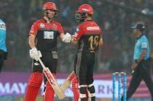 IPL 2018: Kohli & ABD Come Face-to-face With Arch-nemesis Sandeep Sharma Again