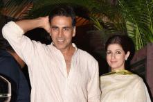 Bollywood Stars at Pre-Diwali Party in Mumbai