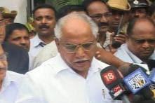 Cong demands Yeddyurappa's resignation