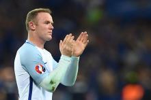 England Drop Captain Rooney for Slovenia Qualifier