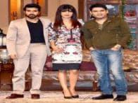 Priyanka Chopra, Ram Charan promote 'Zanjeer'  on the sets of 'Comedy Nights with Kapil'