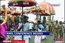 DMK organises Tamil meet, eyes Assembly polls