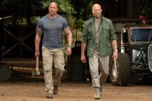 Dwayne The Rock Johnson Celebrates Hobbs And Shaw Beating Avengers Endgame Box Office Record