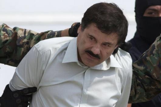 El Chapo twice escaped prison before his final capture in 2016. (Image : AP).