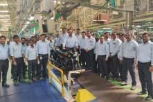 Hero MotoCorp Crosses 25 Million Units At Haridwar Production Facility