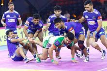 Pro Kabaddi League 2019 Live Streaming: When and Where to Watch Haryana Steelers vs UP Yoddha Live Telecast