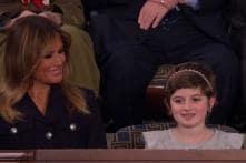 10-year-old Cancer-survivor Steals Spotlight During Trump's Annual Address