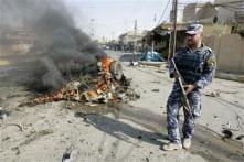Iraq's fugitive VP gets death, blasts kill 100