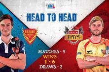 HIL 2017, Dabang Mumbai vs Ranchi Rays, Match 1: As It Happened