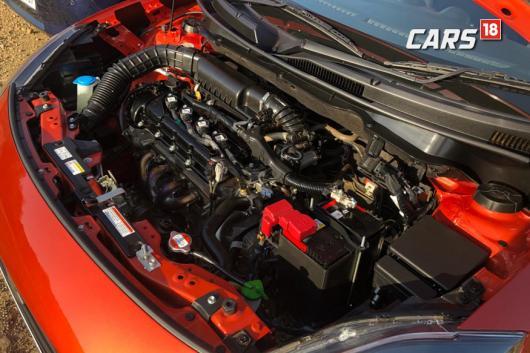 2018 Maruti Suzuki Swift Engine. (Image: Siddhatha Sharma/News18.com)