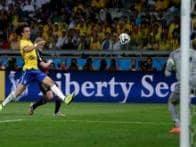 In pics: Brazil vs Germany, semifinal