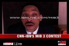 Participate in CNN-IBN's 'Men In Black 3' contest