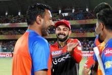 IPL 2017: Kohli Refuses to Accept 'Break the Beard' Challenge
