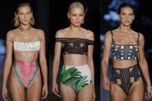 Triya collection at Sao Paulo Fashion Week