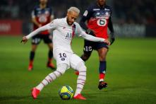 Ligue 1: Brilliant Neymar Sends PSG 10 Points Clear With Win Over Lille