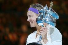 Azarenka defeats Li Na to lift Australian Open title