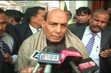 Rajnath refutes Rahul's claim on Naga accord