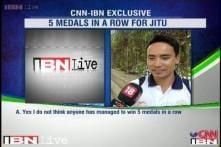 Shooter Jitu Rai upbeat to win a medal at Asian Games 2014