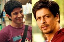 Shah Rukh to play a bootlegger, Farhan a cop in 'Raees'