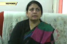Former JDU minister Parveen Amanullah joins AAP