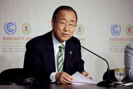 File image of former UN Secretary-General  Ban Ki-moon. (Image: Reuters)